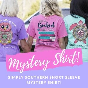 Simply Southern Short Sleeve MYSTERY SHIRT